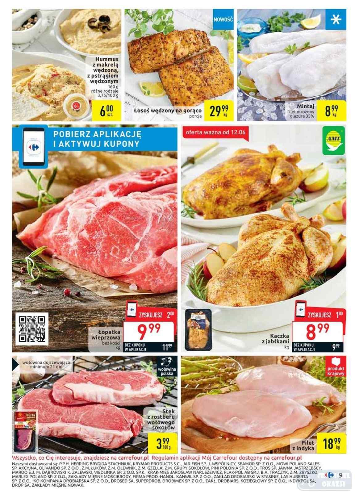 Gazetka promocyjna Carrefour do 22/06/2019 str.8