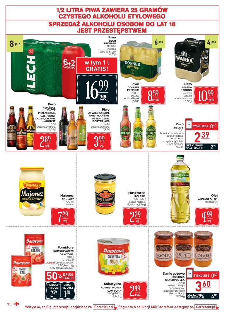 Gazetka promocyjna Carrefour Market do 24/06/2018 str.9