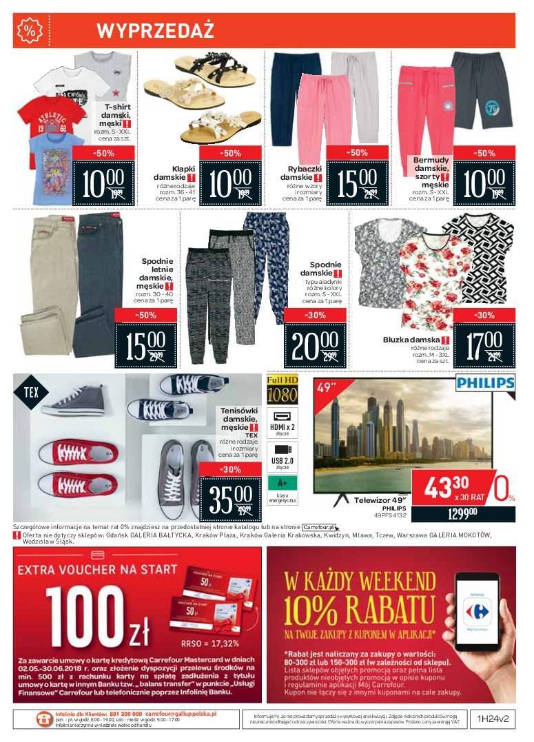 Gazetka promocyjna Carrefour do 24/06/2018 str.20