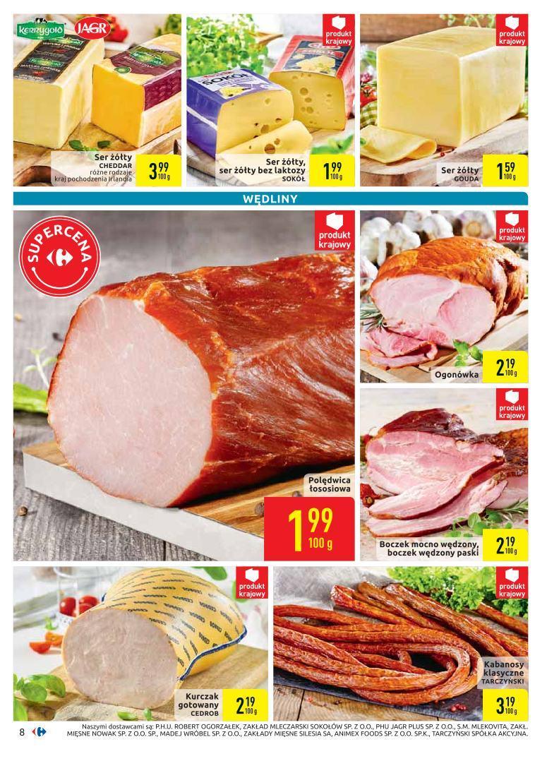 Gazetka promocyjna Carrefour do 19/08/2019 str.7