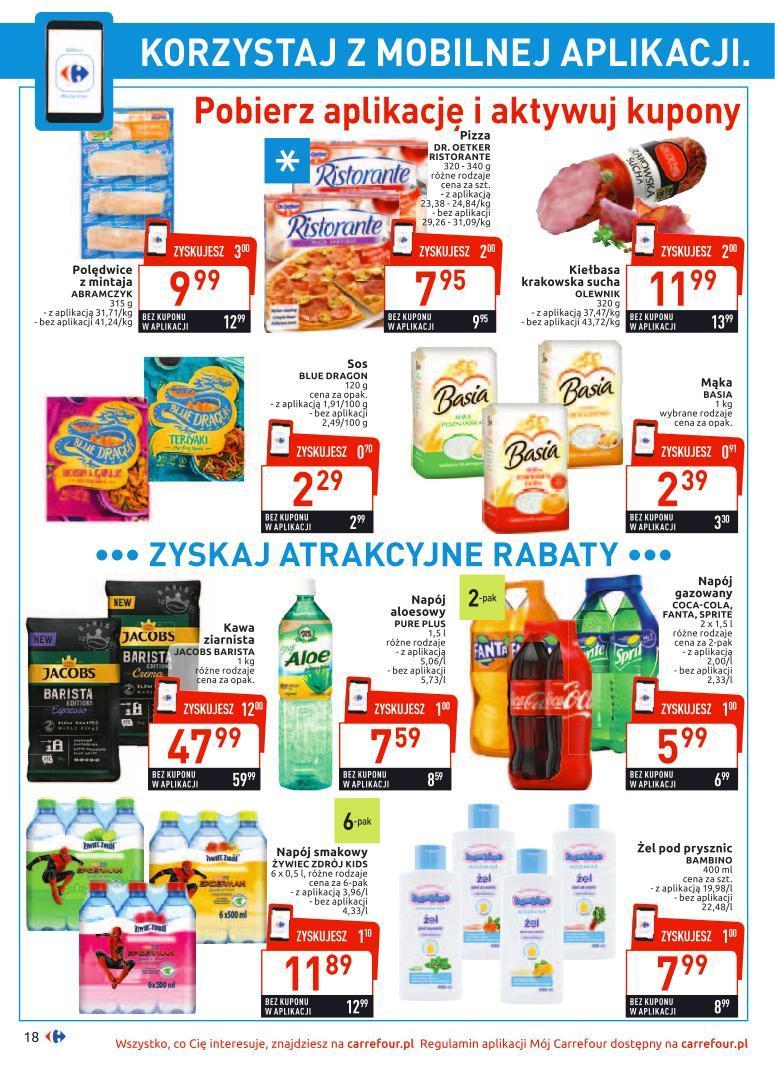 Gazetka promocyjna Carrefour do 09/11/2019 str.18