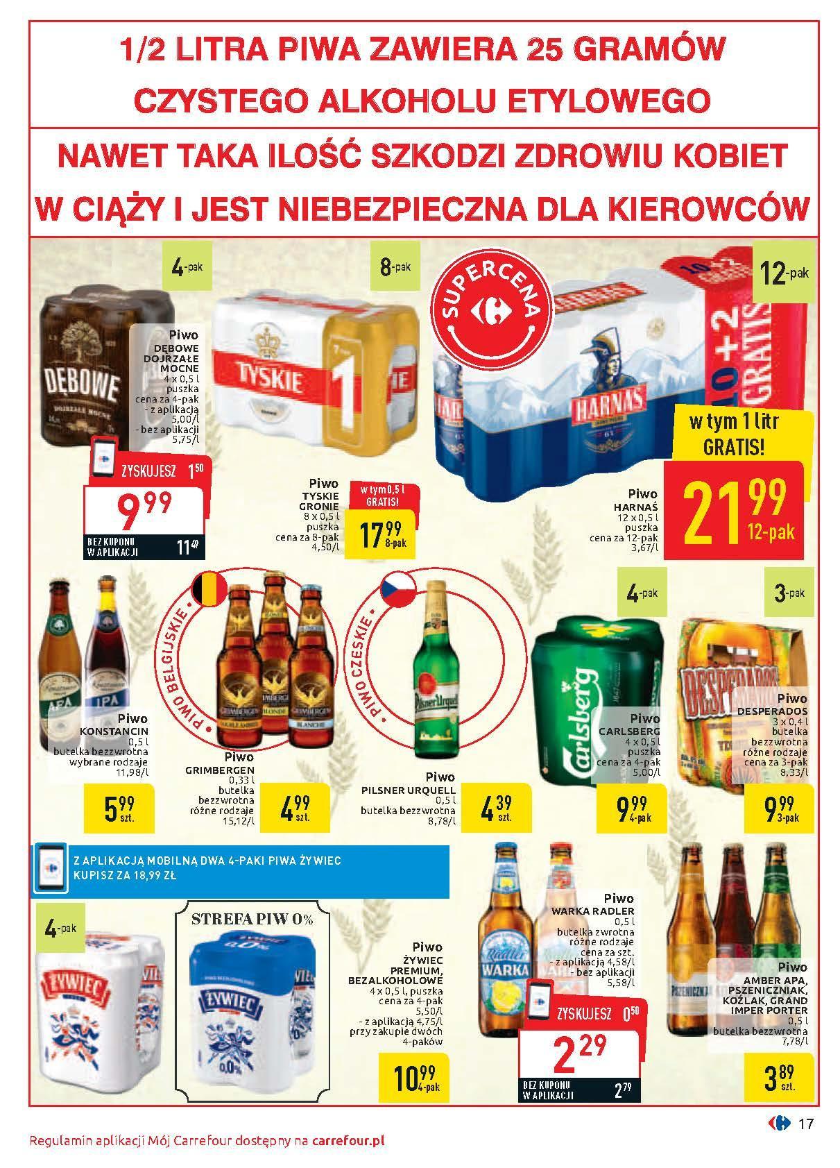 Gazetka promocyjna Carrefour do 14/09/2019 str.16