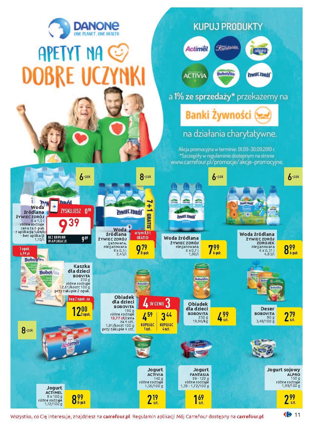 Gazetka promocyjna Carrefour do 14/09/2019 str.10