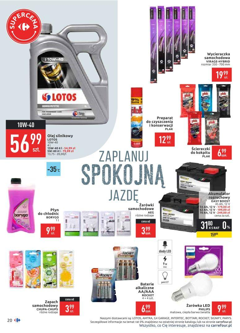 Gazetka promocyjna Carrefour do 24/02/2020 str.20