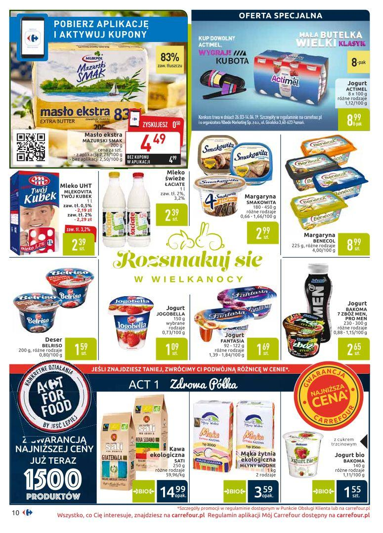 Gazetka promocyjna Carrefour do 06/04/2019 str.9