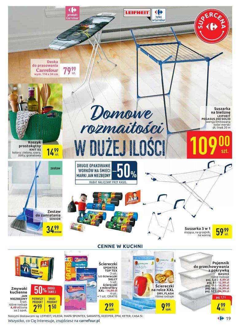 Gazetka promocyjna Carrefour do 01/02/2020 str.18
