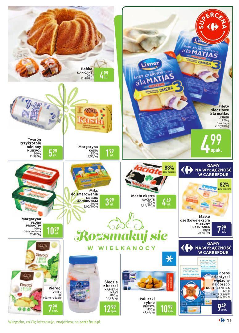 Gazetka promocyjna Carrefour do 14/04/2019 str.10
