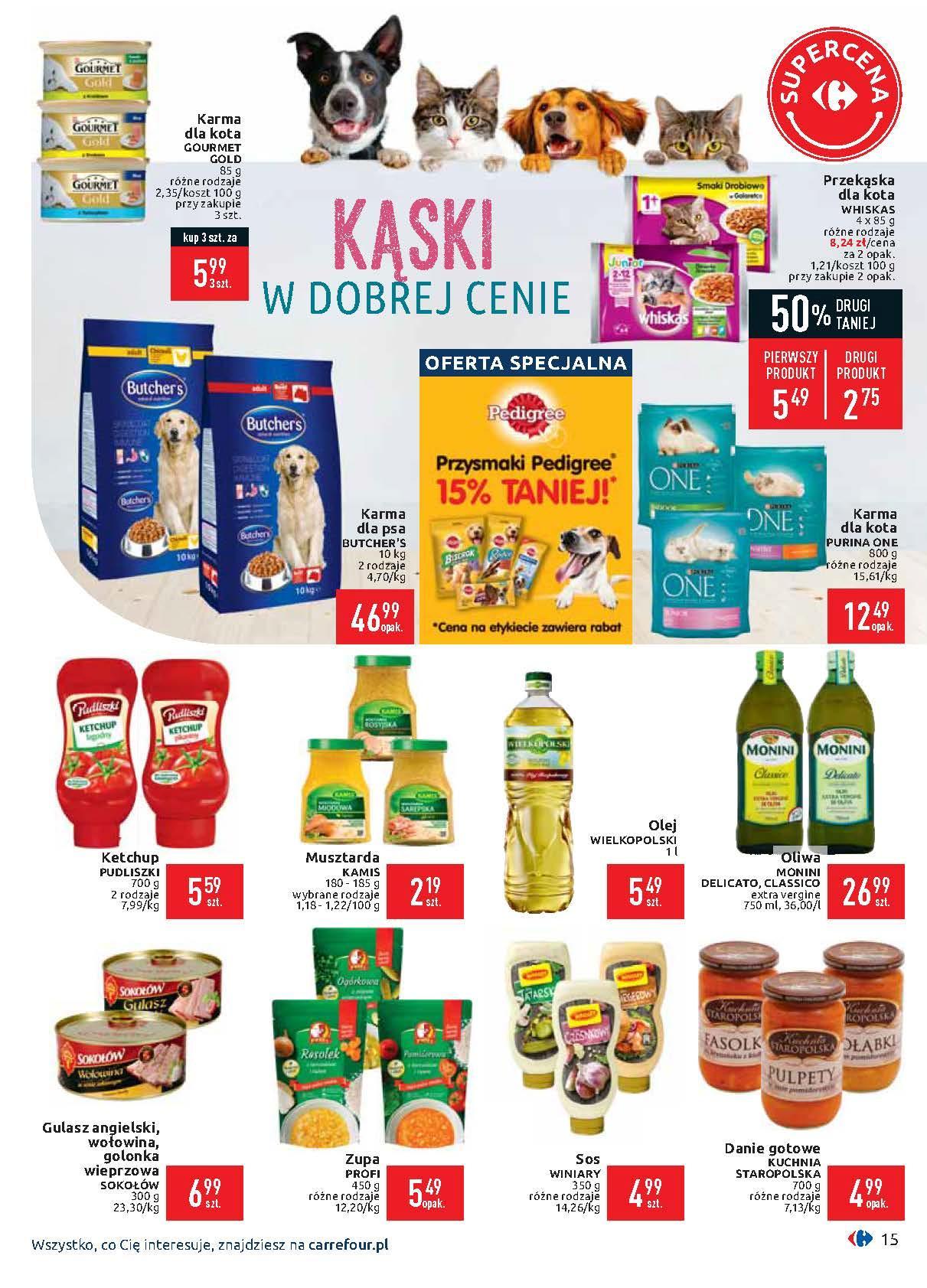 Gazetka promocyjna Carrefour do 17/02/2020 str.15