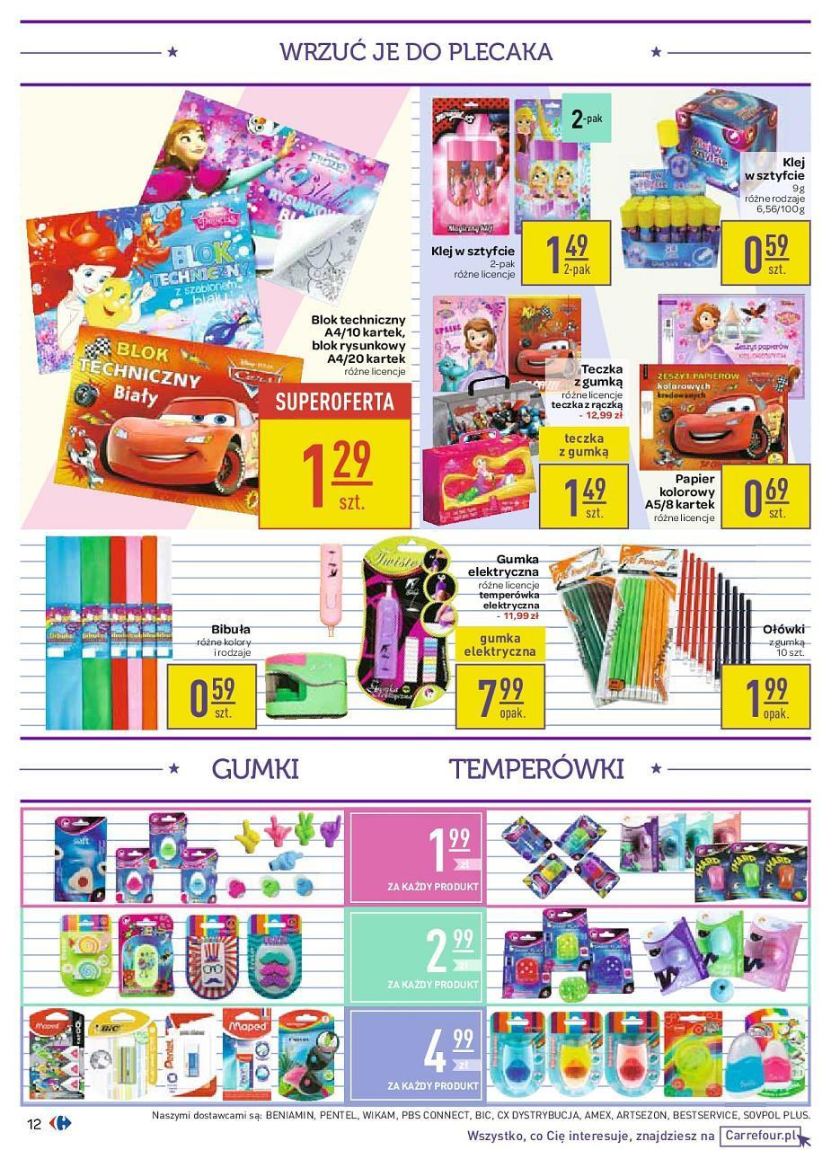 Gazetka promocyjna Carrefour do 11/08/2018 str.11