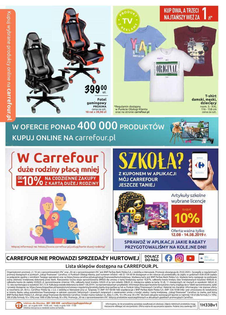 Gazetka promocyjna Carrefour do 07/09/2019 str.23