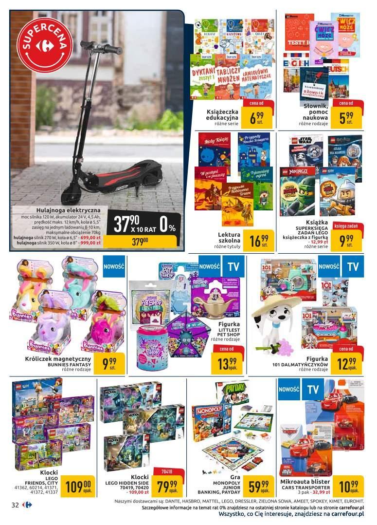 Gazetka promocyjna Carrefour do 07/09/2019 str.31