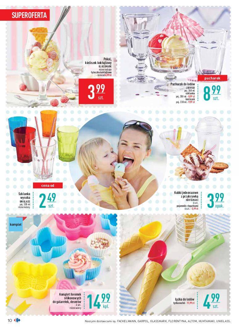 Gazetka promocyjna Carrefour do 01/07/2018 str.10