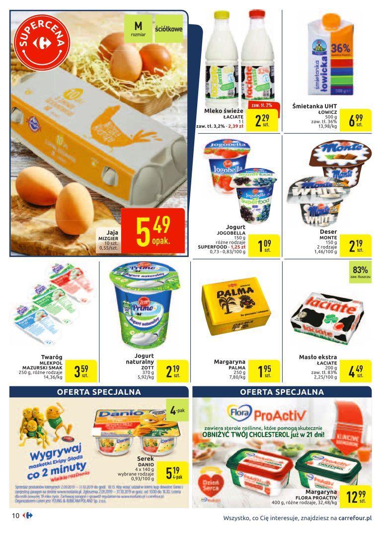 Gazetka promocyjna Carrefour do 29/09/2019 str.9