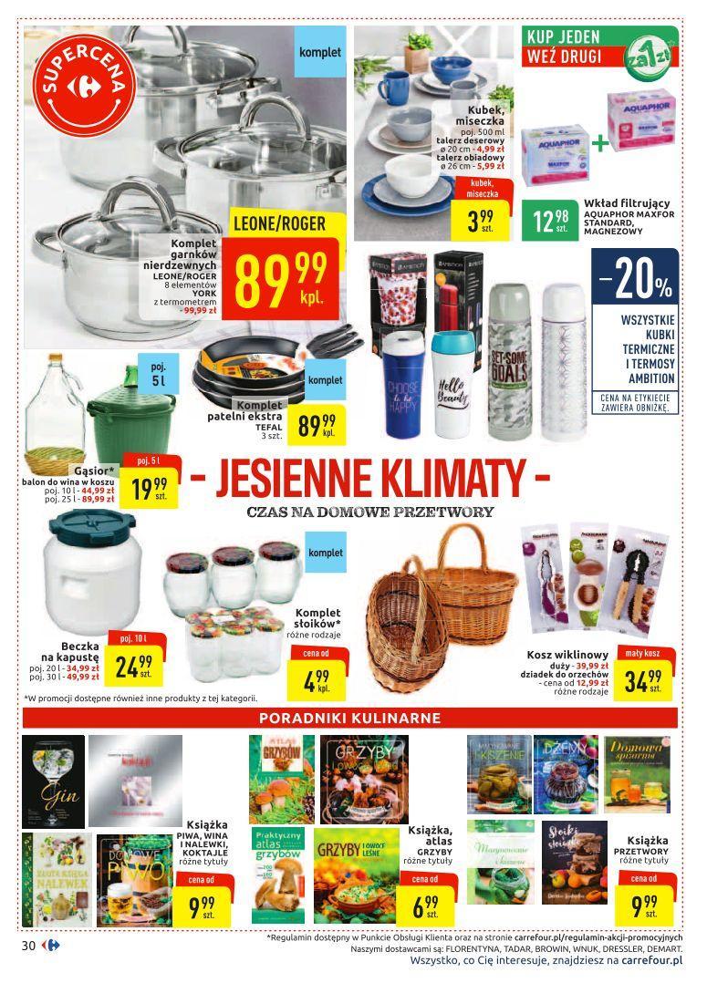 Gazetka promocyjna Carrefour do 29/09/2019 str.29