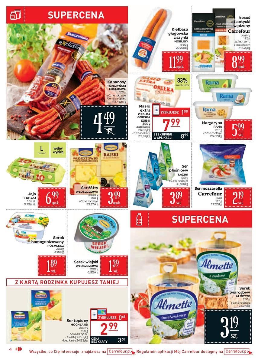 Gazetka promocyjna Carrefour Market do 29/04/2018 str.3