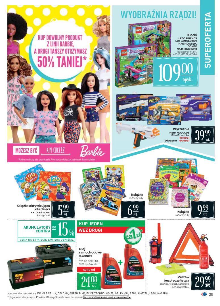 Gazetka promocyjna Carrefour do 07/07/2018 str.24