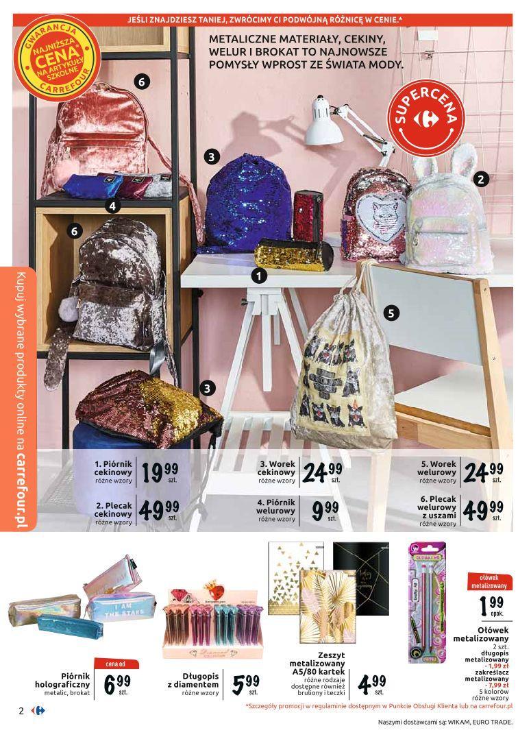 Gazetka promocyjna Carrefour do 10/08/2019 str.1