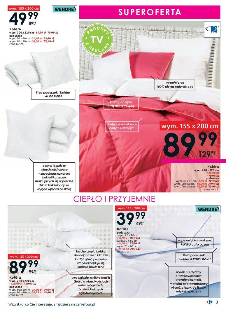 Gazetka promocyjna Carrefour do 19/01/2019 str.3