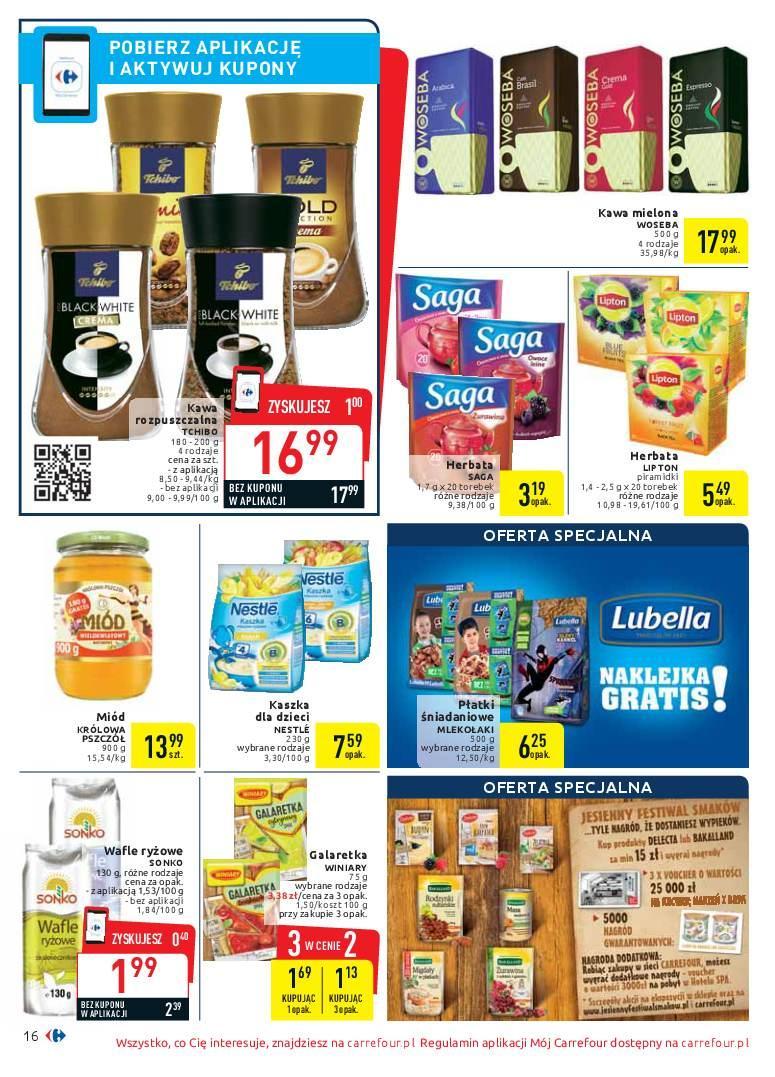 Gazetka promocyjna Carrefour do 25/11/2018 str.16