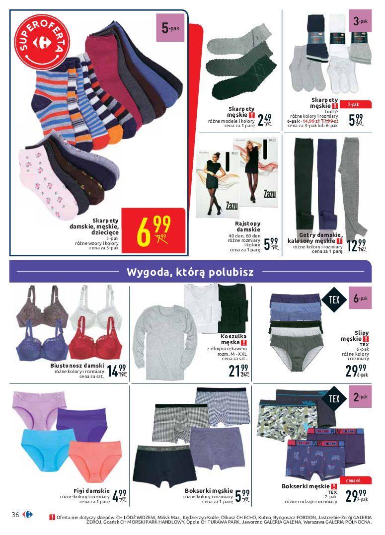Gazetka promocyjna Carrefour do 25/11/2018 str.36