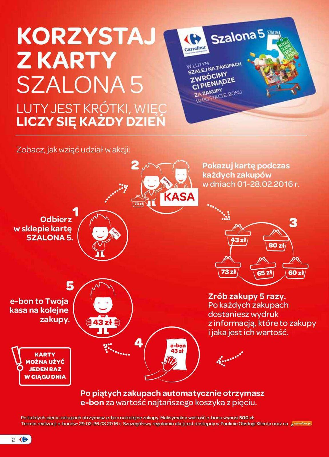 ac3df51286d9b Gazetka promocyjna i reklamowa Carrefour,