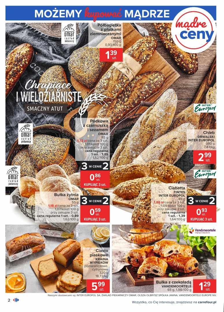Gazetka promocyjna Carrefour do 23/11/2020 str.2