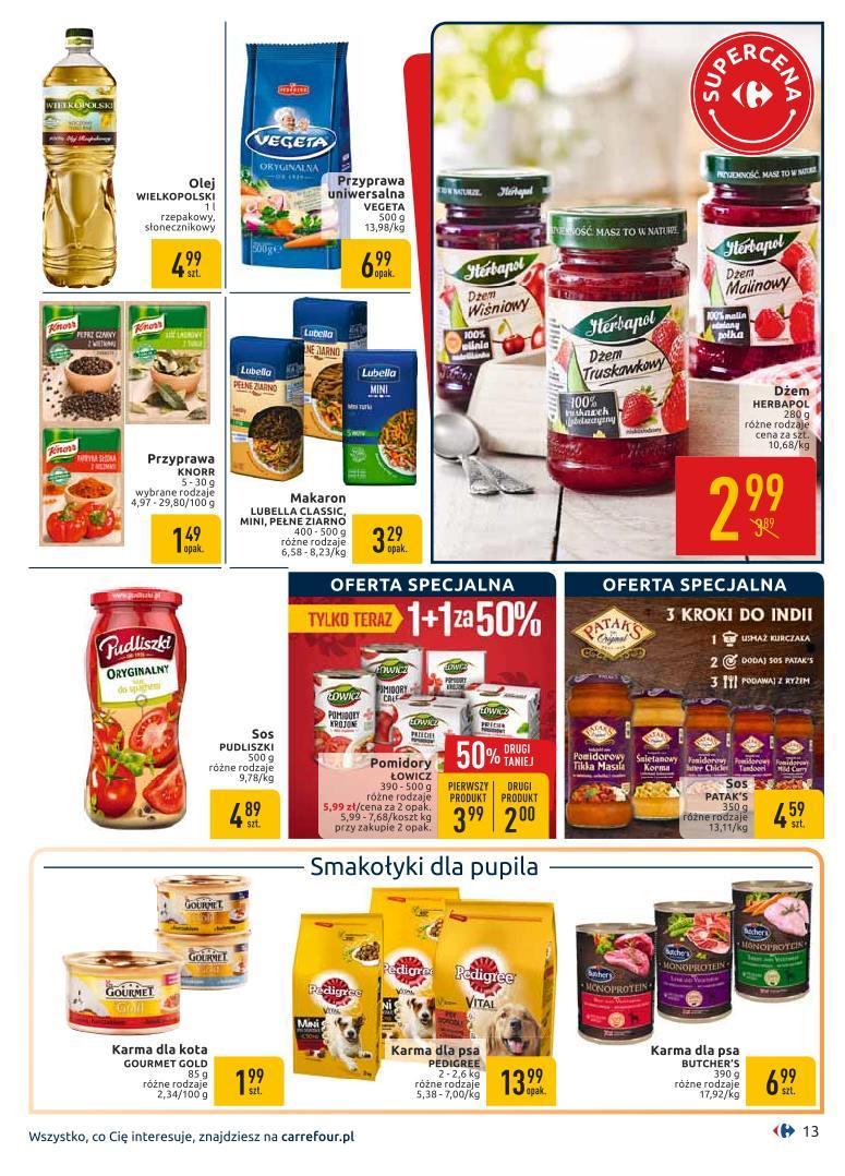 Gazetka promocyjna Carrefour do 07/09/2019 str.12