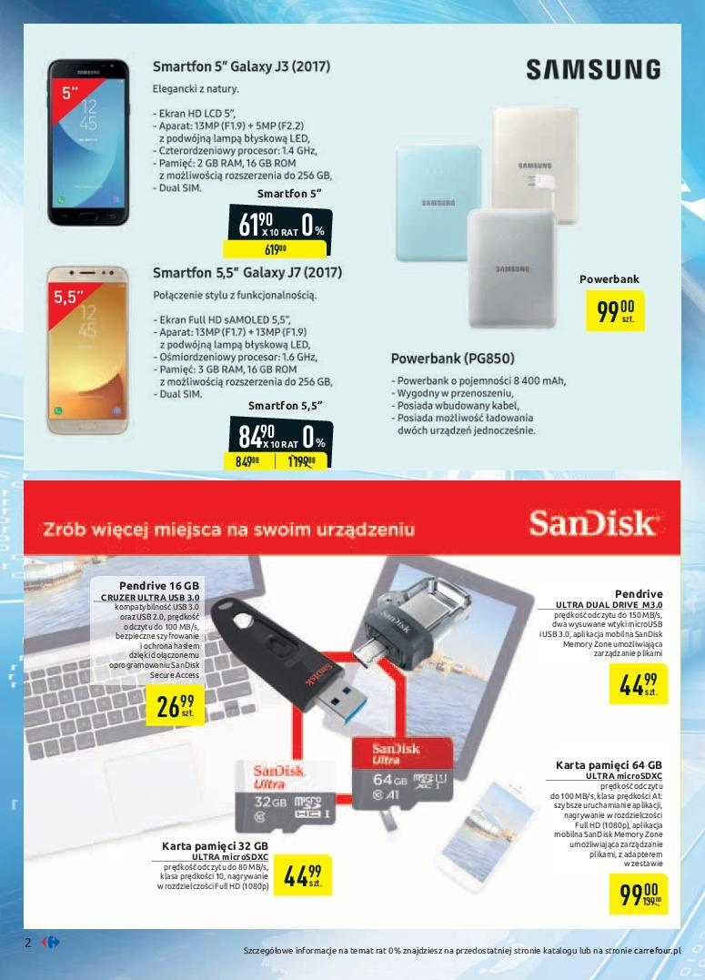 Gazetka promocyjna Carrefour do 13/10/2018 str.2