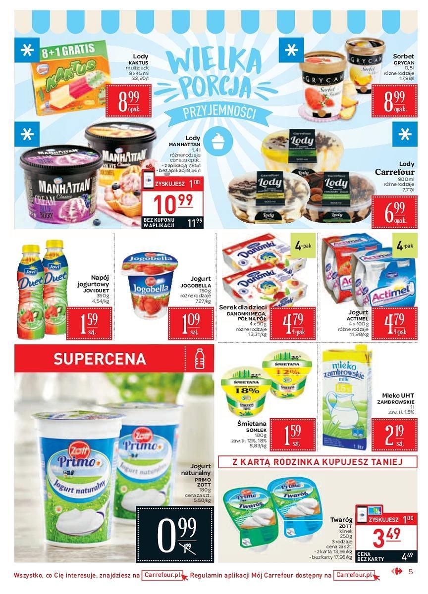 Gazetka promocyjna Carrefour Market do 29/04/2018 str.4