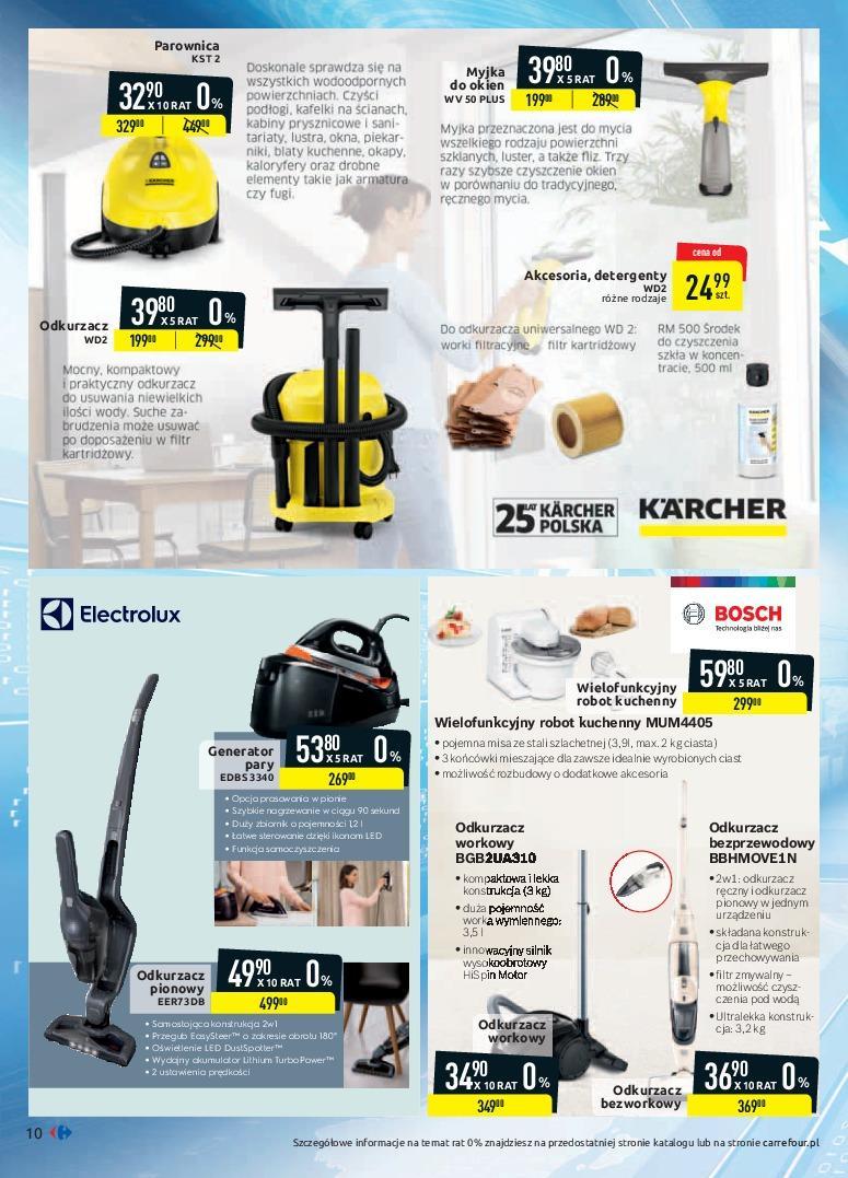 Gazetka promocyjna Carrefour do 13/10/2018 str.10