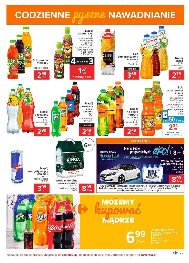 Gazetka promocyjna Carrefour do 07/11/2020 str.27
