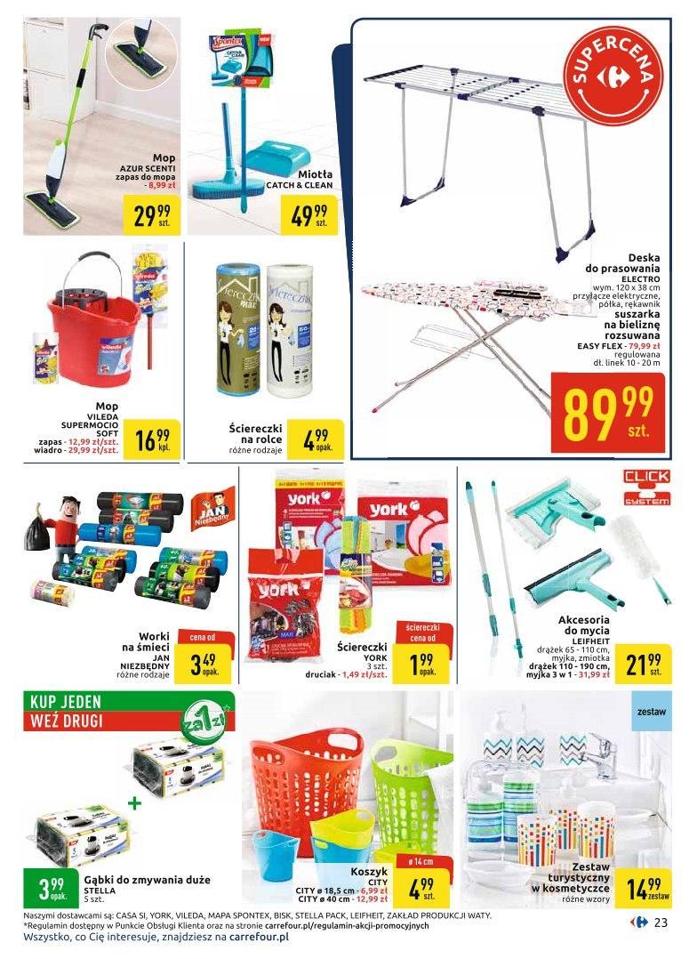 Gazetka promocyjna Carrefour do 04/05/2019 str.22