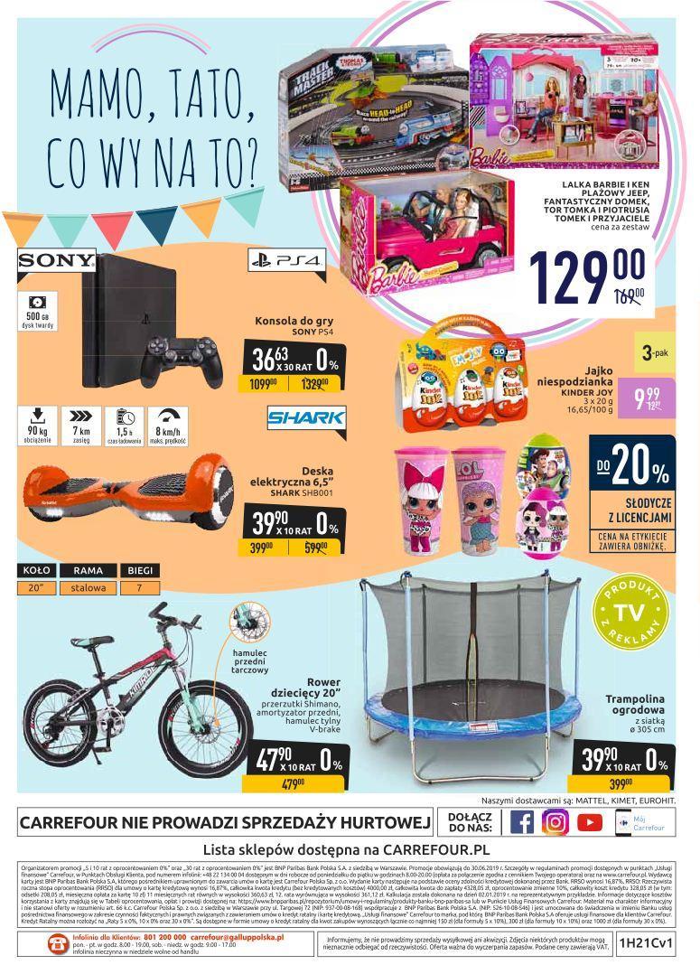 Gazetka promocyjna Carrefour do 01/06/2019 str.15