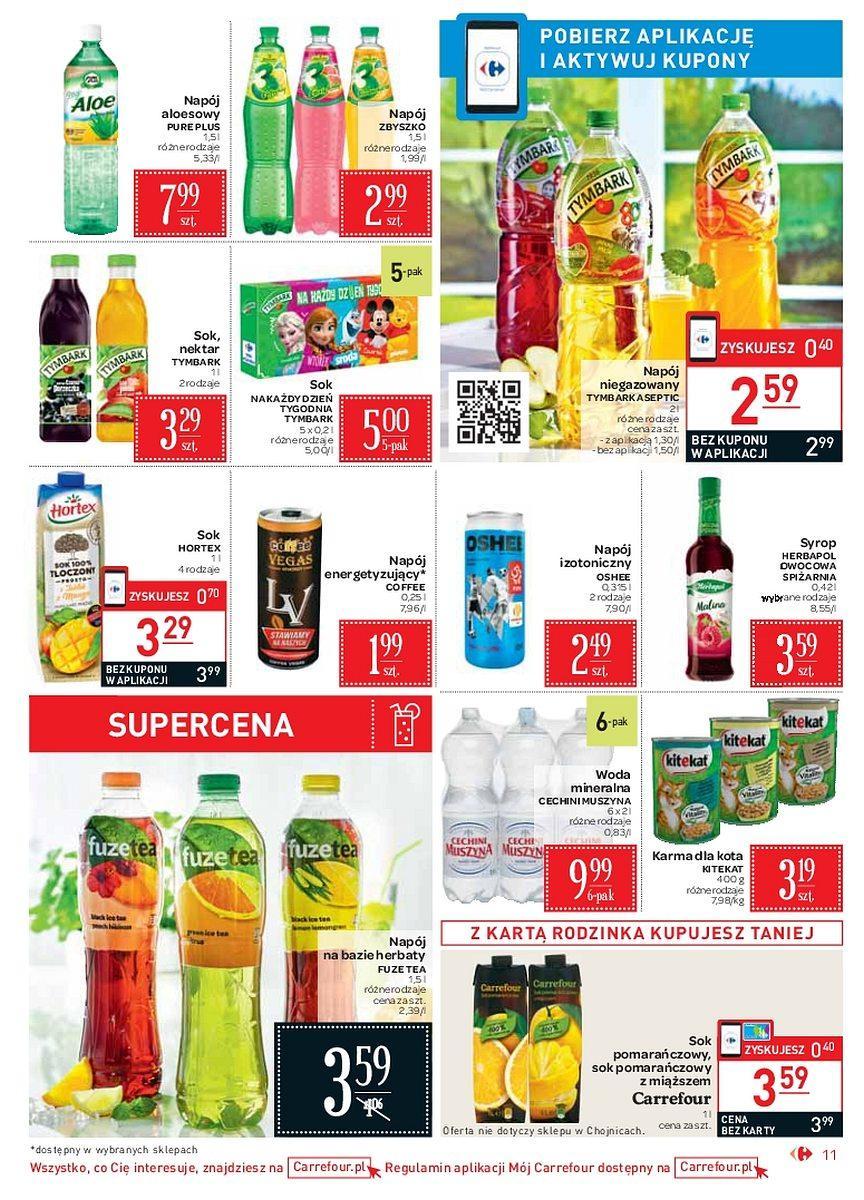 Gazetka promocyjna Carrefour Market do 09/06/2018 str.10