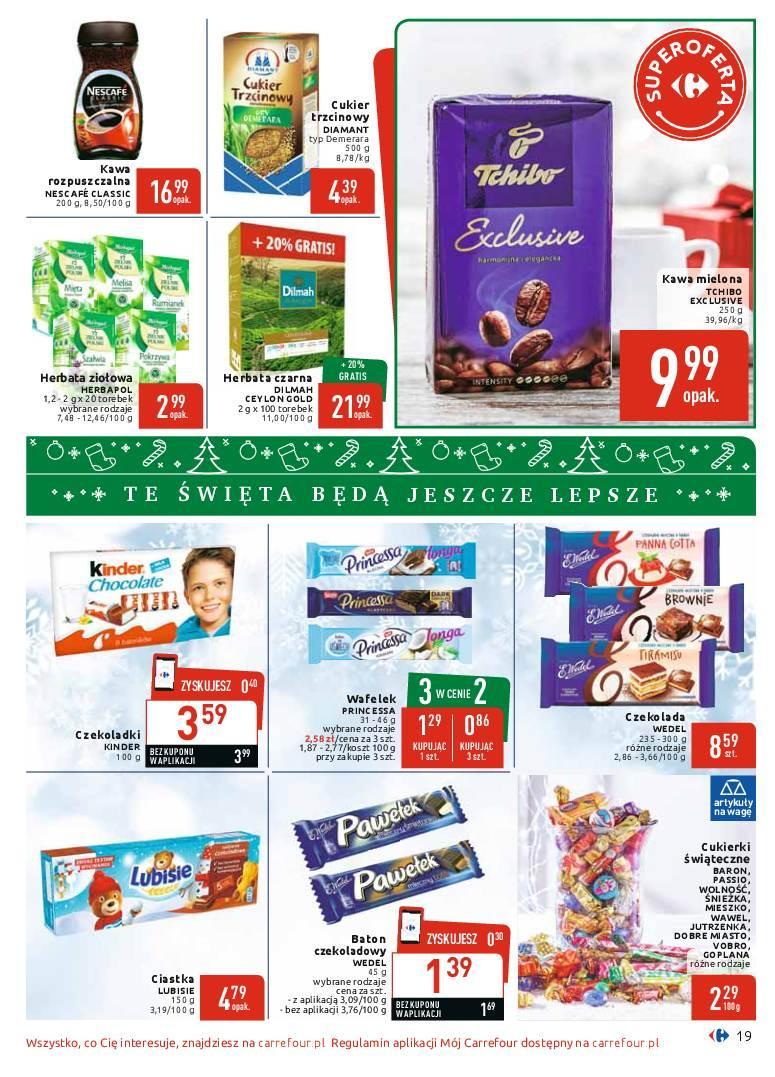 Gazetka promocyjna Carrefour do 08/12/2018 str.19