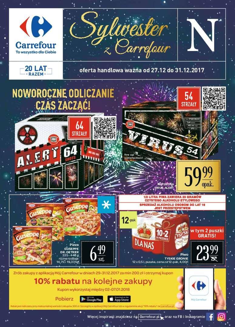 Gazetka promocyjna Carrefour do 31/12/2017 str.0