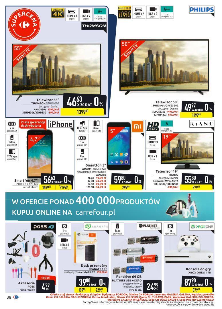 Gazetka promocyjna Carrefour do 03/08/2019 str.37