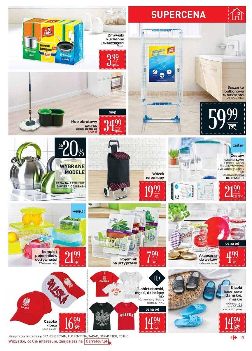 Gazetka promocyjna Carrefour Market do 09/06/2018 str.12