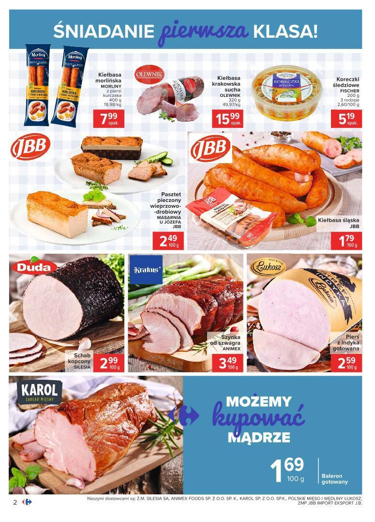 Gazetka promocyjna Carrefour do 30/08/2020 str.1