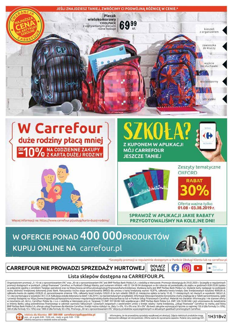 Gazetka promocyjna Carrefour do 10/08/2019 str.11