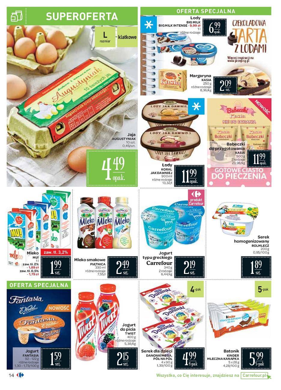 Gazetka promocyjna Carrefour do 18/08/2018 str.13