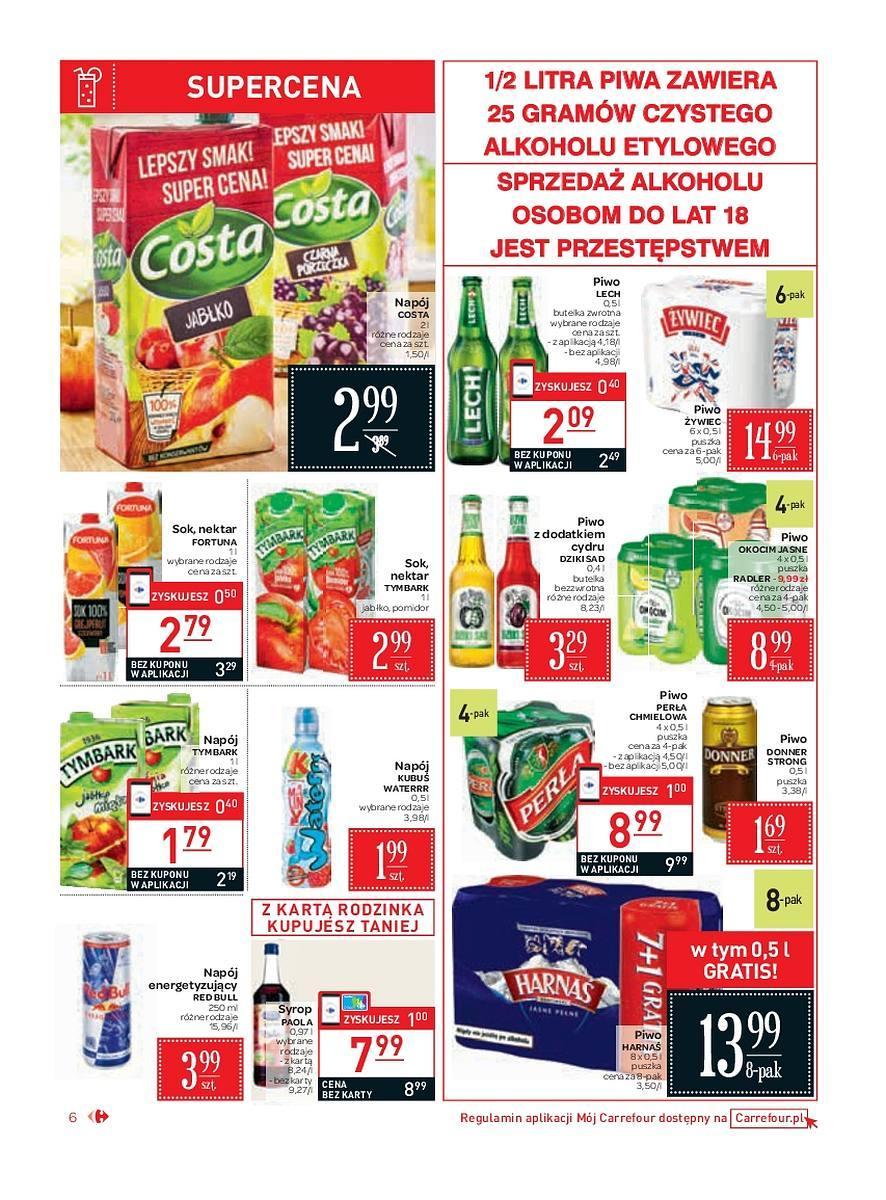 Gazetka promocyjna Carrefour Market do 14/04/2018 str.5