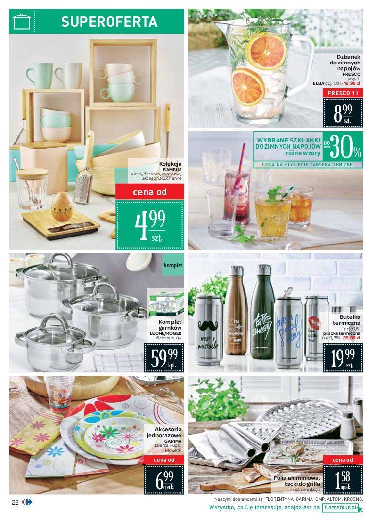 Gazetka promocyjna Carrefour do 07/07/2018 str.21
