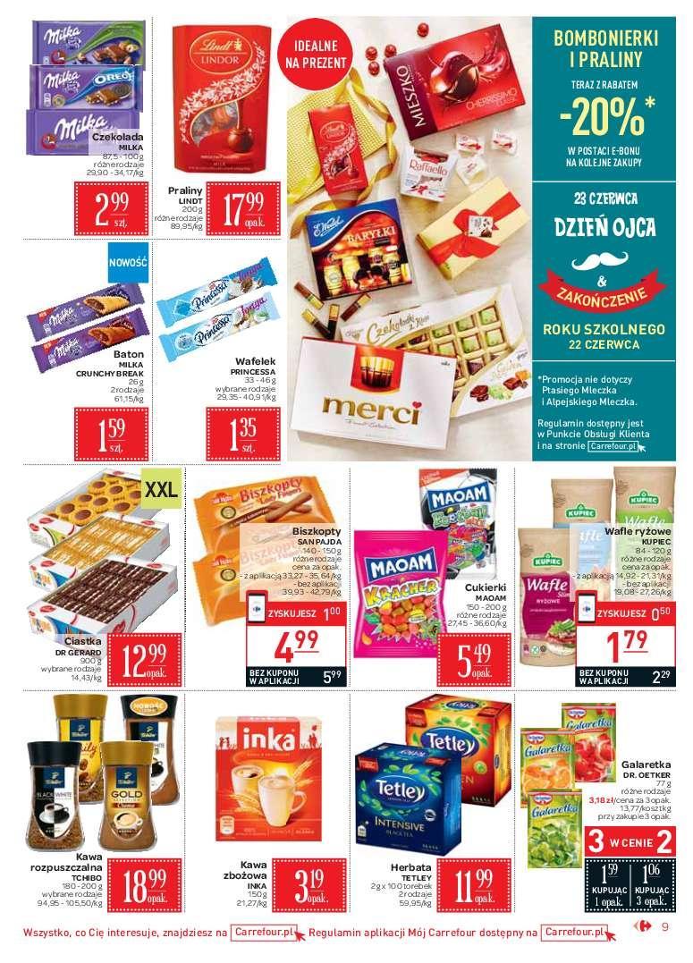 Gazetka promocyjna Carrefour Market do 24/06/2018 str.8
