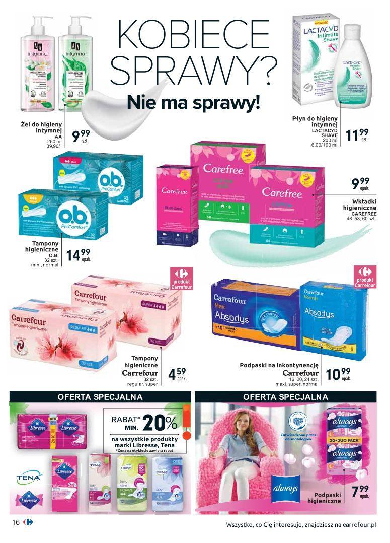 Gazetka promocyjna Carrefour do 29/09/2019 str.15