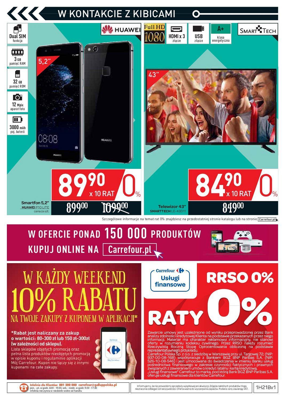 Gazetka promocyjna Carrefour do 16/06/2018 str.11