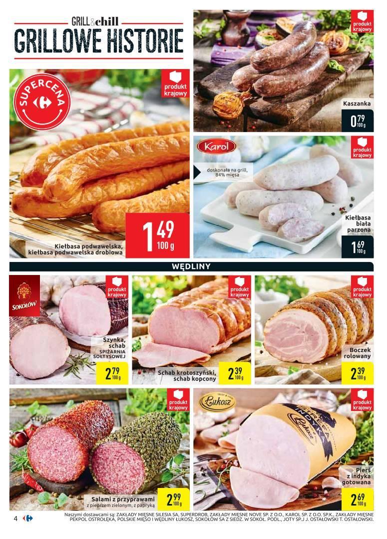 Gazetka promocyjna Carrefour do 20/07/2019 str.4
