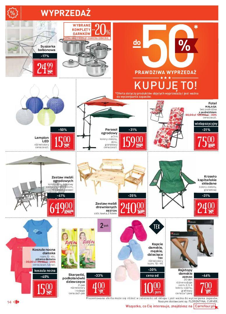 Gazetka promocyjna Carrefour Market do 07/07/2018 str.13