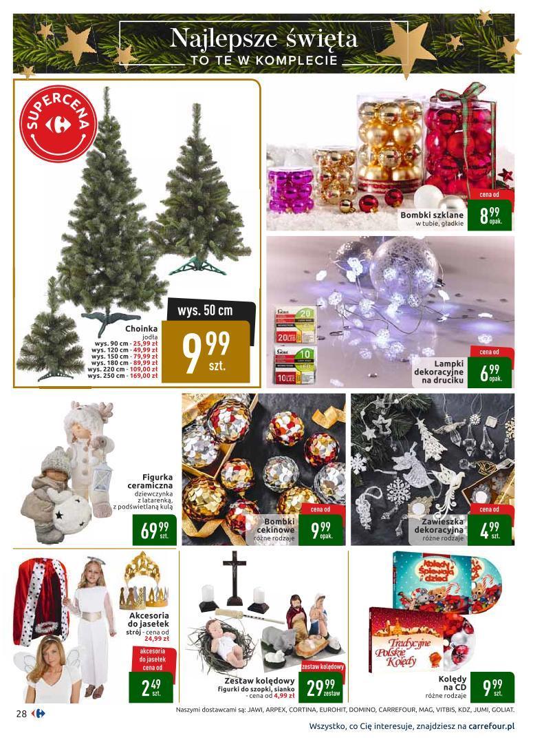 Gazetka promocyjna Carrefour do 16/12/2019 str.28