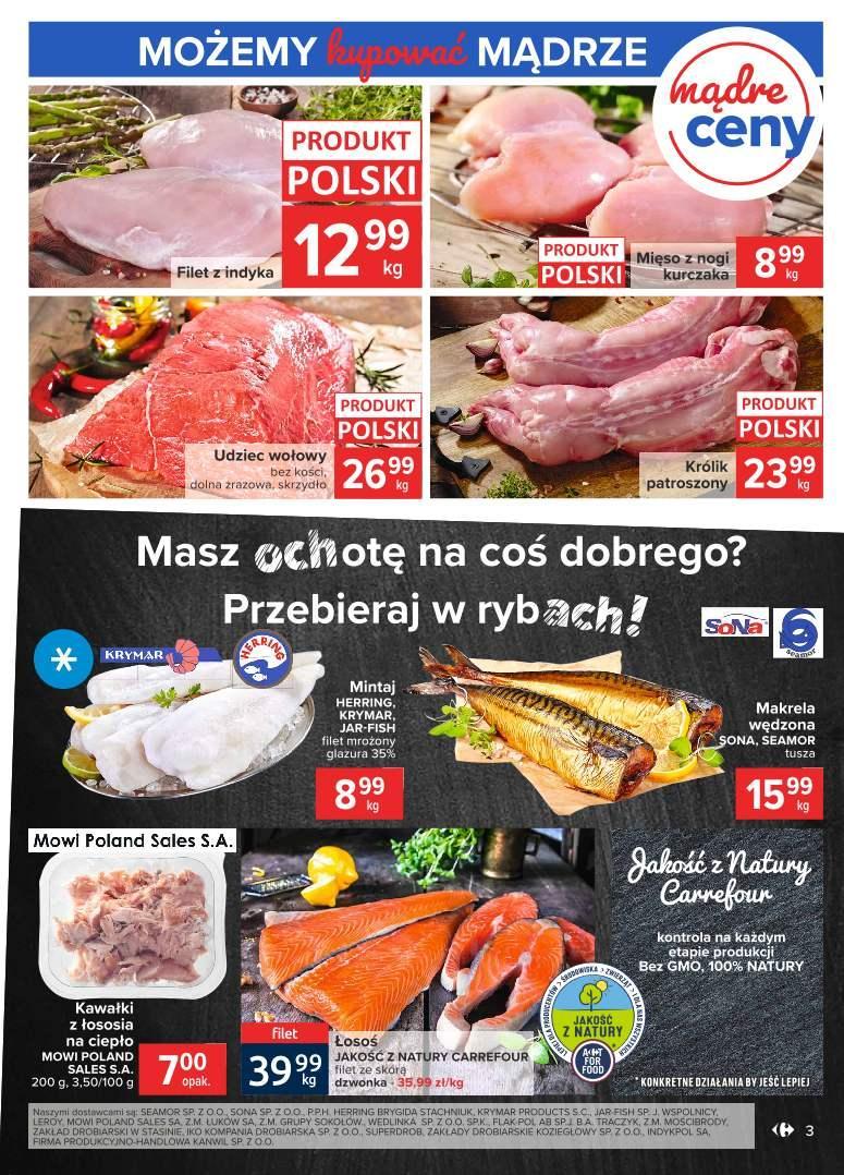Gazetka promocyjna Carrefour do 23/11/2020 str.3
